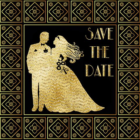 How to Write Save the Date Cards For Your Wedding